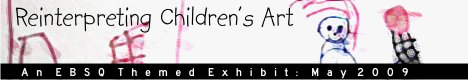 Banner for Reinterpreting Children�s Art art show