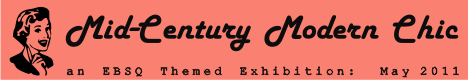Banner for Mid-Century Modern Chic art show