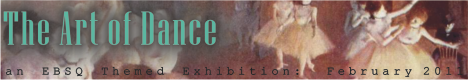Banner for The Art of Dance art show