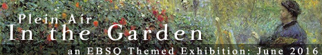 Banner for Plein Air: In the Garden art show